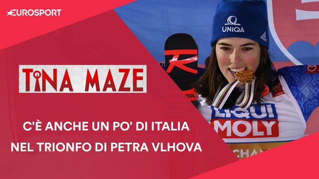 """Tina Maze: """"Vlhova impressionante, che rimpianti per Federica Brignone"""""""