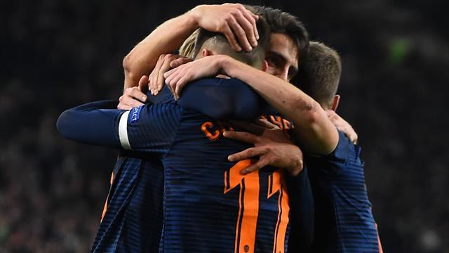 ⚽ Ferran Torres da una victoria clave al Valencia para seguir luchando por la Champions (2-3)