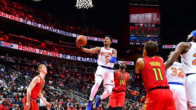 New York gagne et c'est nouveau, Westbrook continue sur sa lancée