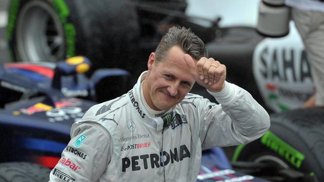 «Шаг на пути к выздоровлению». Немецкое издание сообщило о перелете Шумахера на испанскую виллу