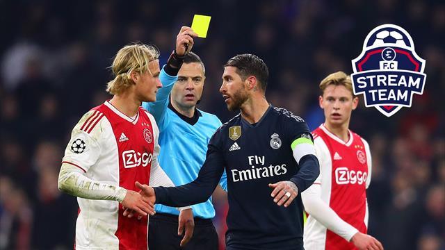 Sergio Ramos a eu doublement tort : il va être sanctionné et met le Real en danger