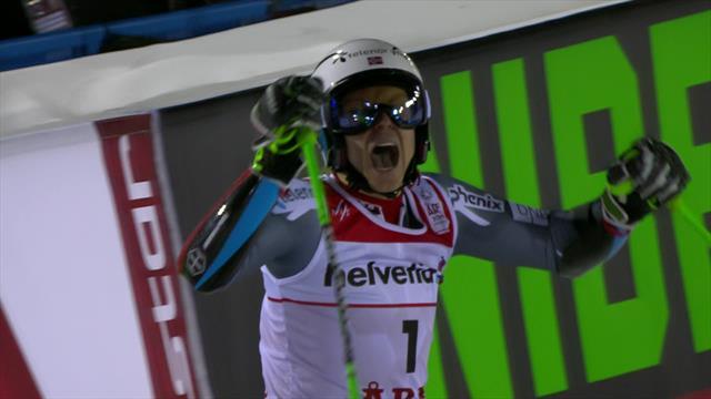 Mundiales Are 2019: Kristoffersen, campeón en eslalon gigante por delante de Hirscher y Pinturault