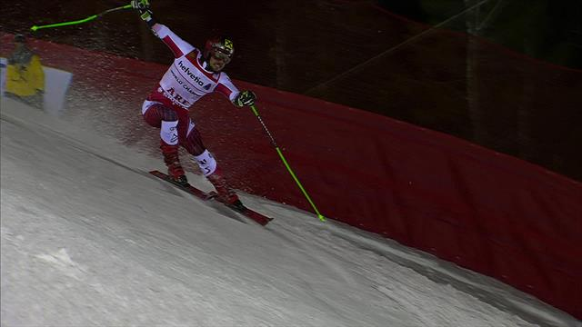 Early mistakes force Hirscher to settle for silver in Sweden