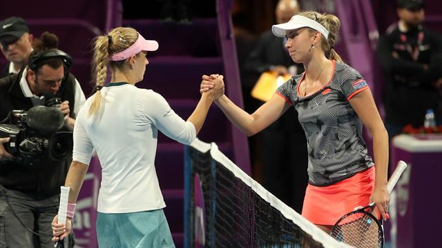 WTA - Elise Mertens s'impose à Doha