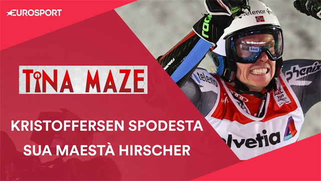 """Tina Maze: """"Hirscher, non si può vincere sempre. Kristoffersen pazzesco!"""""""