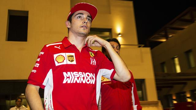 """Leclerc : """"Beaucoup de choses à apprendre de Vettel"""""""