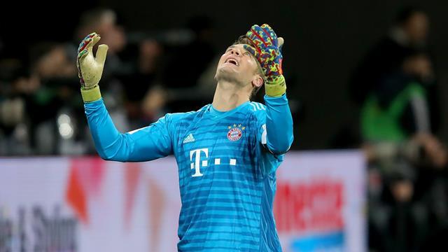 Goal: «Бавария» разочаровалась в Нойере и хочет купить Облака