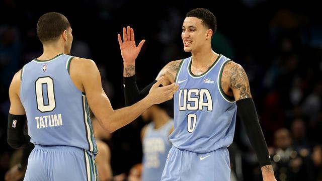 """Le """"Rising Stars"""", c'est pour le Team USA"""