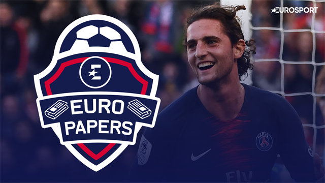 Euro Papers: Rabiot's dream Barca move could trigger Rakitic exit
