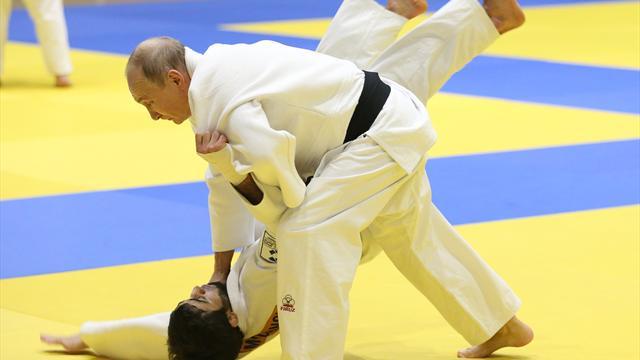 Менеджер сборной России по дзюдо: «Спаррингуемся с Путиным аккуратно»