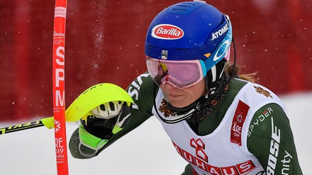 Shiffrin mit Traumlauf zum nächsten Slalom-Gold