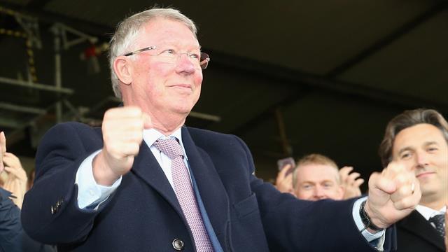 Ferguson 'backs Liverpool' to claim Premier League