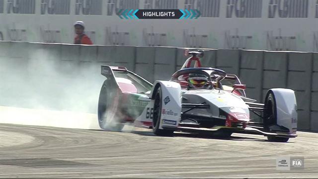 ePrix de México: Da Costa lidera los segundos entrenamientos libres, Massa segundo