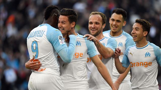 Segna ancora Balotelli: 2-0 Marsiglia all'Amiens e 4° posto conquistato