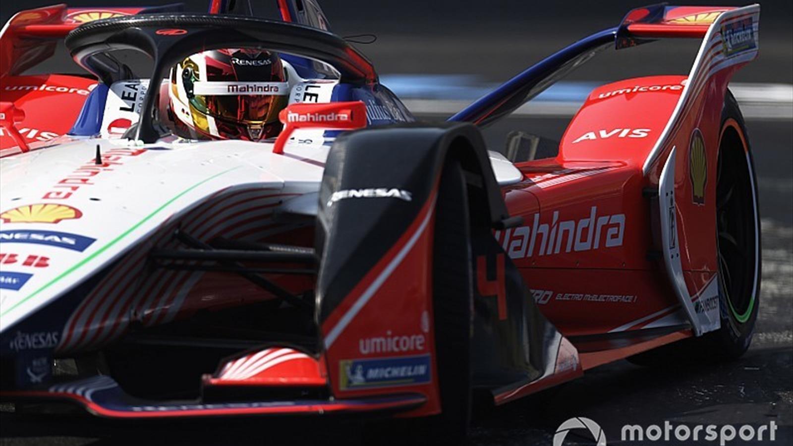 Qualifs pole sensationnelle de wehrlein formule e eurosport - Formule vitesse de coupe ...