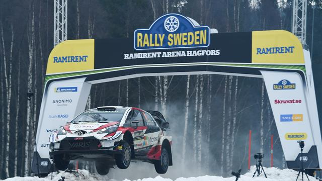 Rallying - Tanak leads Rally Sweden into final day