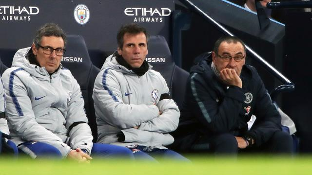Zola: City rout would have led to red cards in my day