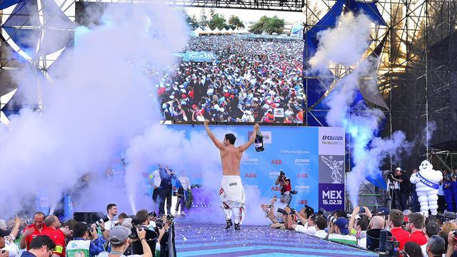 Course mouvementée, final en apothéose entre Di Grassi et Wehrlein : Mexico a vibré