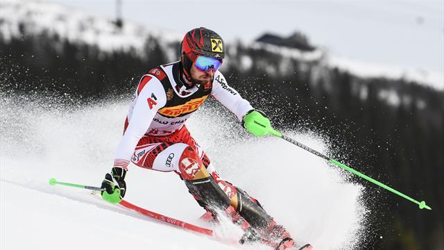 Hirscher chiude alla grande, terzo titolo mondiale in slalom per lui e tripletta per l'Austria