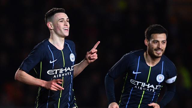 Tirage au sort des quarts de finale : City s'en sort bien, MU affrontera Wolverhampton
