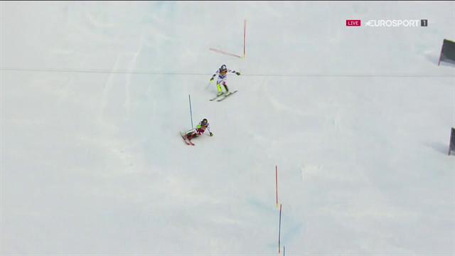Hirscher vs. Pinturault: la ghost race analysis della prima manche dello slalom