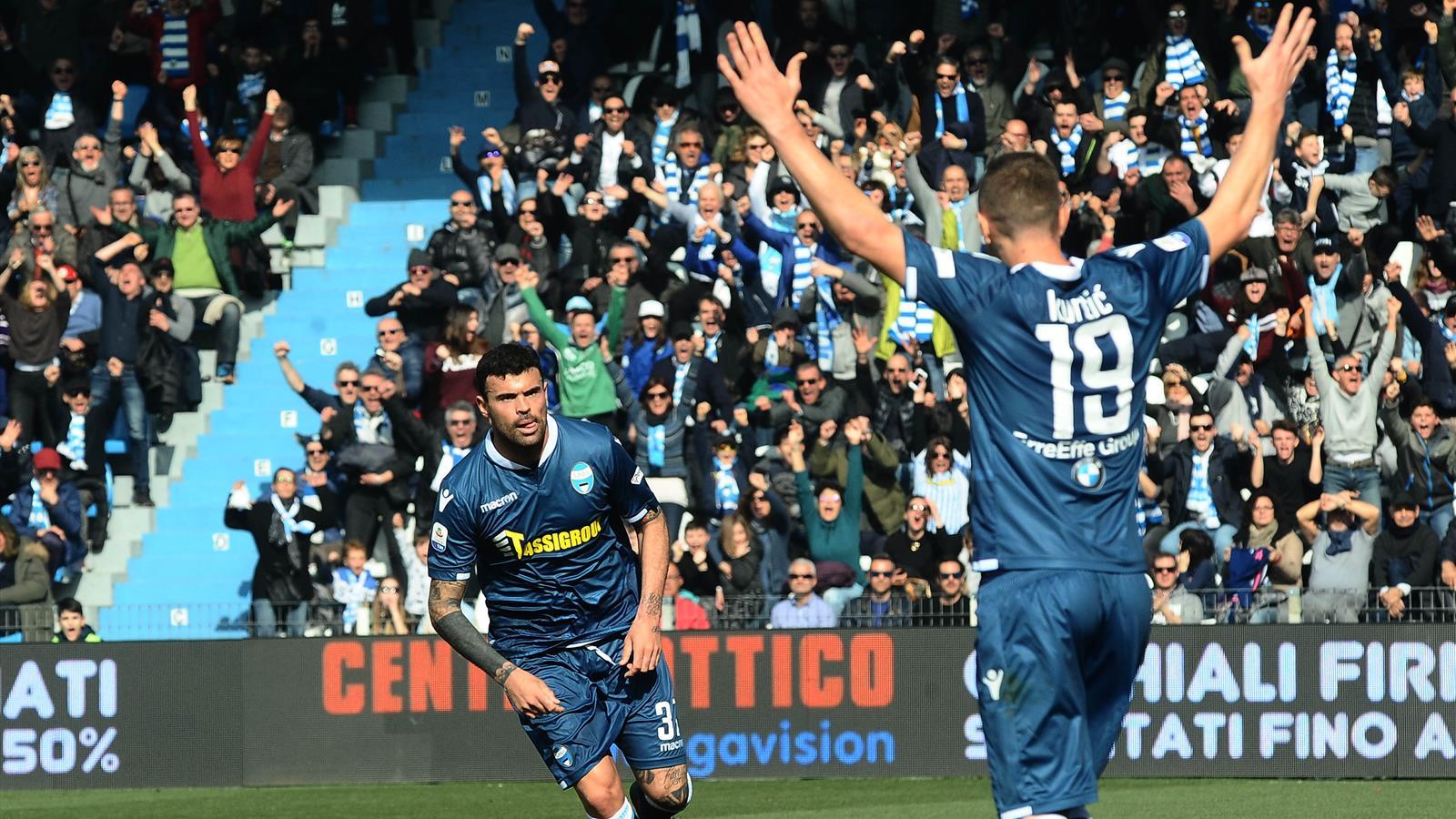 Le pagelle di Spal-Fiorentina 1-4: Petagna lotta come un leone ...