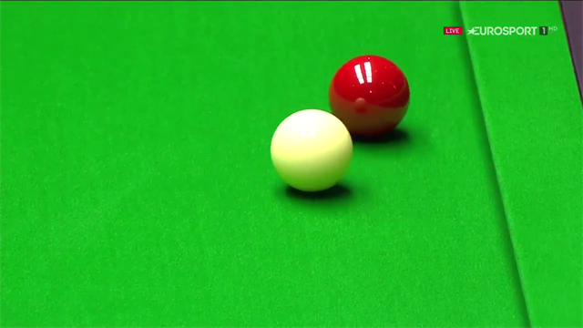 Robertson makes great escape from snooker with side-spin skill