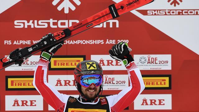 Die alpine Ski-WM in Are heute live im TV und im Livestream