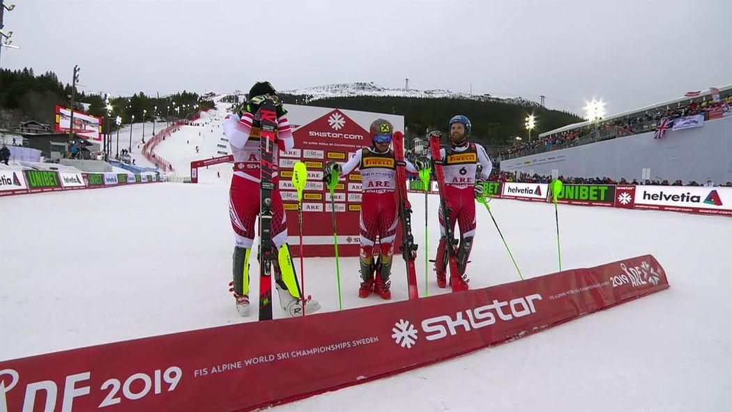 später herren viele möglichkeiten Ski-WM 2019 in Are | Der Medaillenspiegel der ...