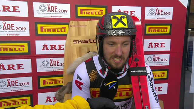 Hirscher pays tribute to team and speculates over future