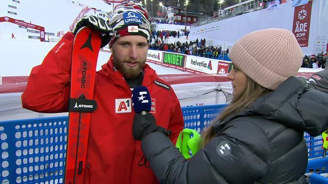 """Schwarz: """"E' stata dura, ci sono 10-15 atleti in grado di salire sul podio"""""""