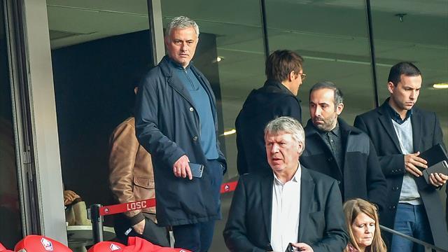 Mourinho en Ligue 1 ? Invité surprise à Lille, le Portugais ne dit pas non...