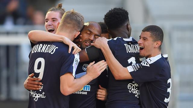 Briand offre le derby à Bordeaux