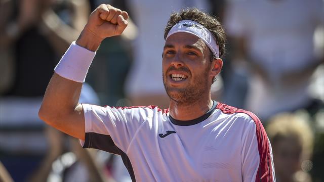 Schwartzman élimine Thiem en demi-finales — Buenos Aires