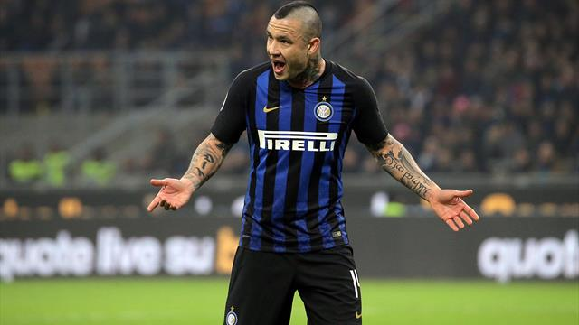 Nainggolan soulage l'Inter, Naples tenu en échec par le Torino