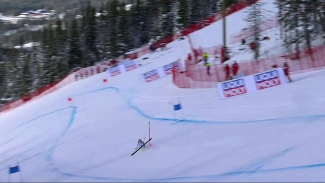 Chasing History: Vonn reflects on her crash in the Super G