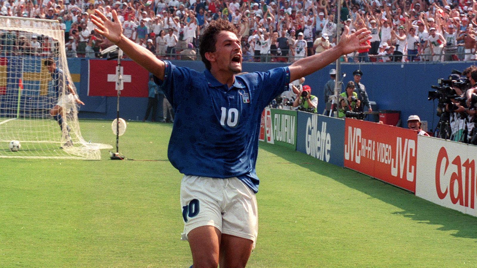 Roberto Baggio spiegato a chi non l'ha vissuto: istantanee del Divin ...