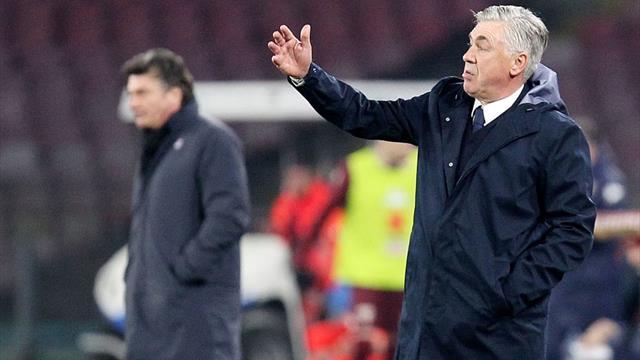 Il Napoli di Ancelotti primo in un'incredibile classifica europea!