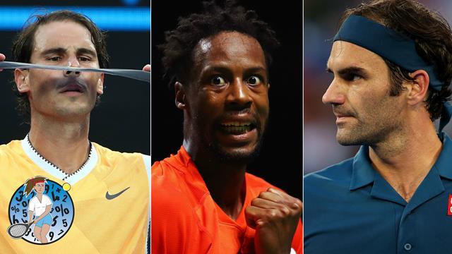 Jeu, Set et Maths : Ce domaine dans lequel Monfils est sur le podium avec Federer et Nadal