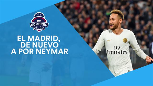 Dembélé, Wenger, Neymar, Zidane y Marcelo, los nombres del día