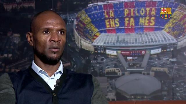 """Abidal: """"El objetivo del Barça esta temporada es ganar la Champions"""""""