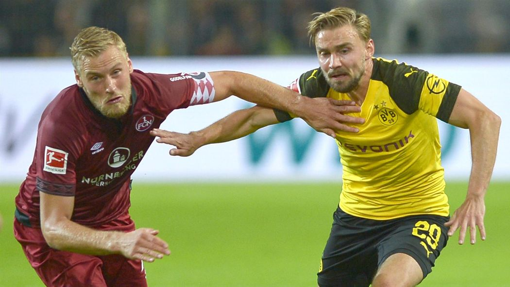 Bundesliga 1 Fc Nürnberg Bvb Jetzt Live Im Tv Und Im Livestream