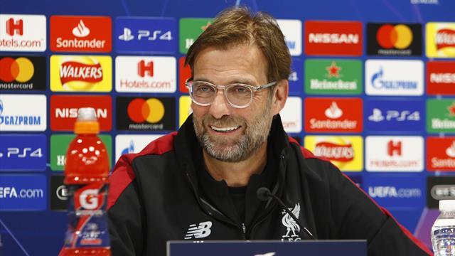 Klopp: Liverpool fans would prefer Premier League title to European glory