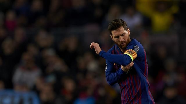 Et en plus, Messi est en mission