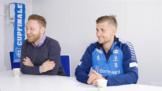 Eurosports Eliteserie-podcast: 08-profilene om samboerskapet, medaljemål og «snill gutt»-stempelet