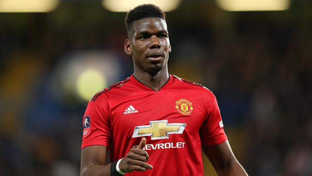 Pogba: Playing for Zidane at Real Madrid would be a 'dream'