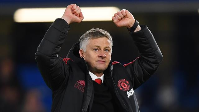United diamond shows Solskjaer has a system for every occasion