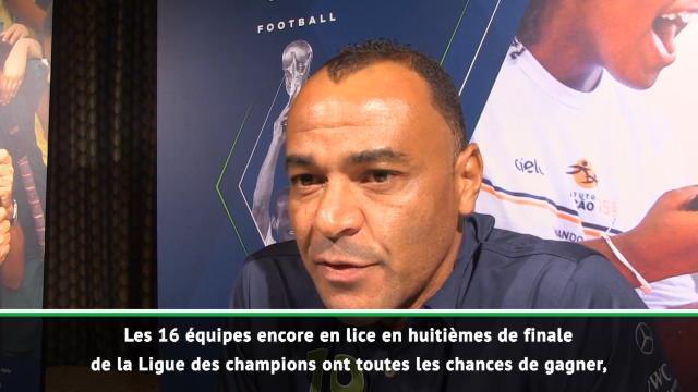 """8es - Cafu : """"Le PSG peut aller en finale sans Neymar"""""""