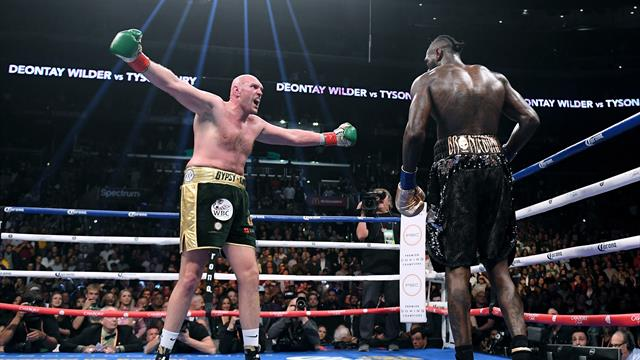 Fury signe un juteux contrat avec ESPN, la revanche contre Wilder en suspens