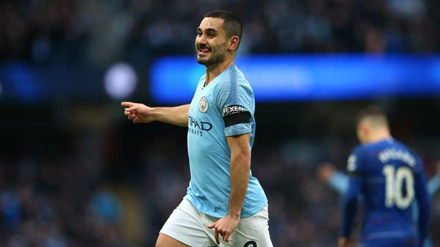 Gundogan: City must win Champions League to join European elite